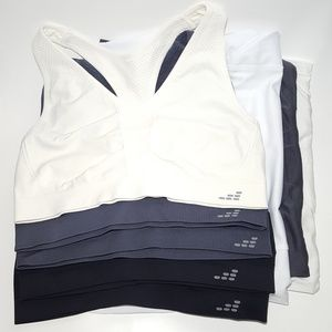 BCG Size Large TruWick Sports Bra /Shirt Lot of 8